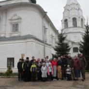 Приход и Воскресная школа храма сщмч. Серафима, митрополита Петроградского посетили город Переславль-Залесский.