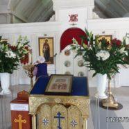 Богослужение в день праздника Вознесения Господня