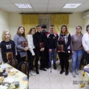 Встреча с молодежью в социальном центре Семьи и Детства «ГЕЛИОС»