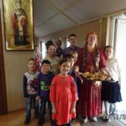 В Воскресной школе при храме Священномученика Серафима состоялся детский «Праздник капустки».