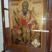 25 декабря, в день памяти святителя Спиридона Тримифунского, в храме священномученика Серафима, митрополита Петроградского в Южном Бутове прошло праздничное Богослужение.