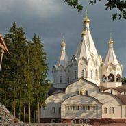 Приход храма Священномученика Серафима принял участие в Богослужении в храме на Бутовском полигоне в день памяти новомученицы Татианы Гримблит
