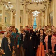 Приход храма Священномученика Серафима принял участие в IX Общецерковном съезде по социальному служению